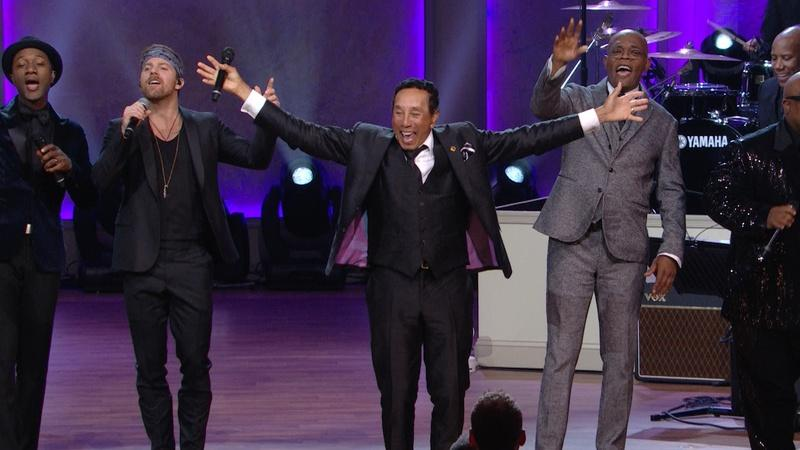 Smokey Robinson: The Library of Congress Gershwin Prize