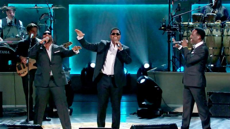 "Boyz II Men Perform ""The Longest Time"""