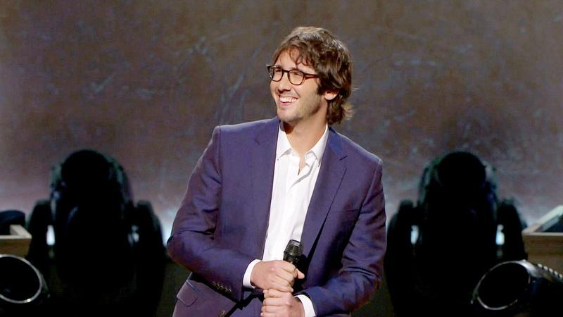 "Josh Groban & Sharon Isbin Perform "" She's Always A Woman"""