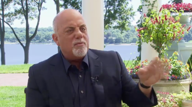Billy Joel: Started Singing