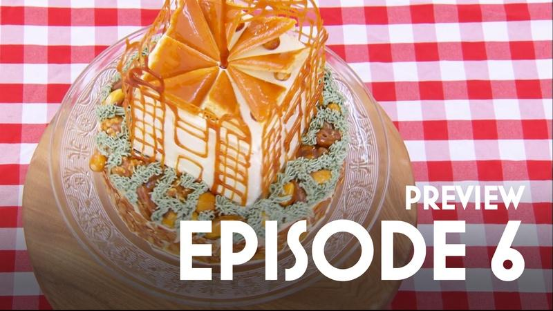 Episode 6 Preview: Continental Cake