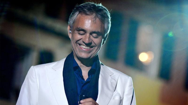 Great Performances | Andrea Bocelli: Love in Portofino