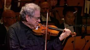 Image of Itzhak Perlman Plays Cadenza from Fiddler on the Roof
