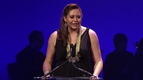 Image of 2015 | Education Award Acceptance Speech | WHIEEH