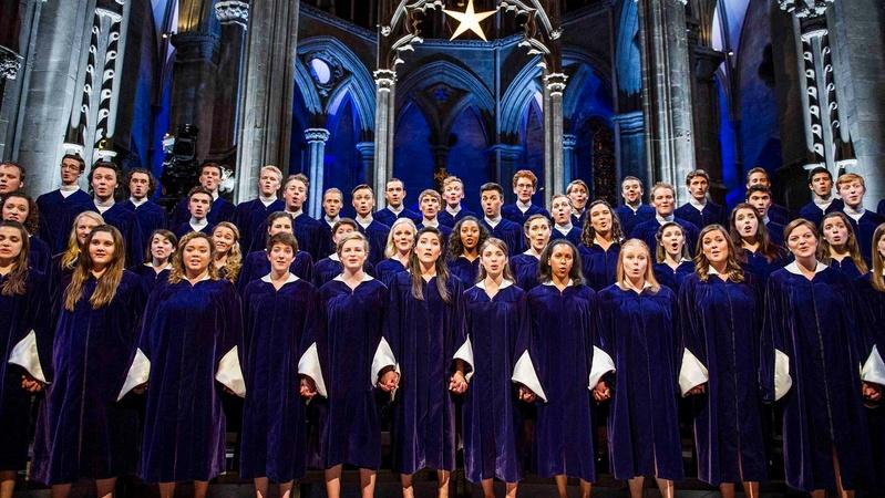 Christmas in Norway with the St. Olaf Choir