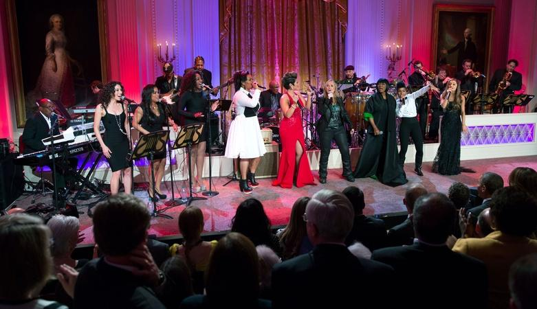 Women of Soul: In Performance at the White House Full Episode