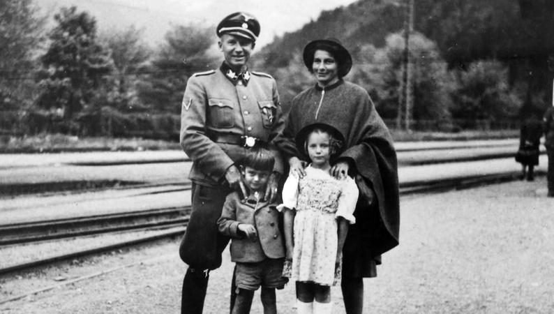 My Nazi Legacy Preview