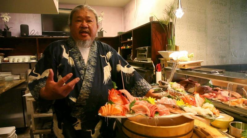 Meet Four California Sushi Masters