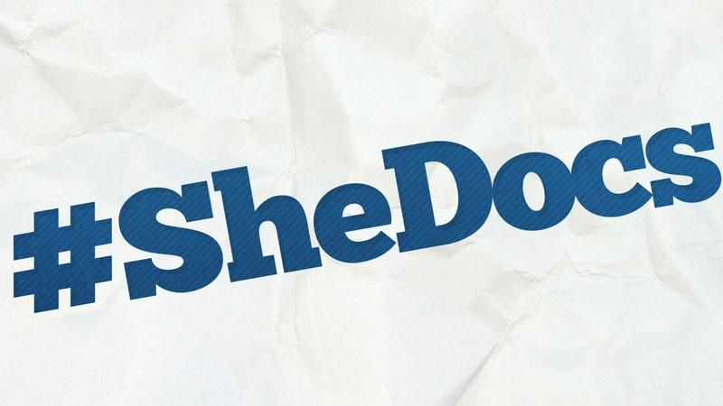 Celebrate Women's History Month with #SheDocs