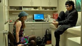 Image of Elizabeth Sees the Doctor