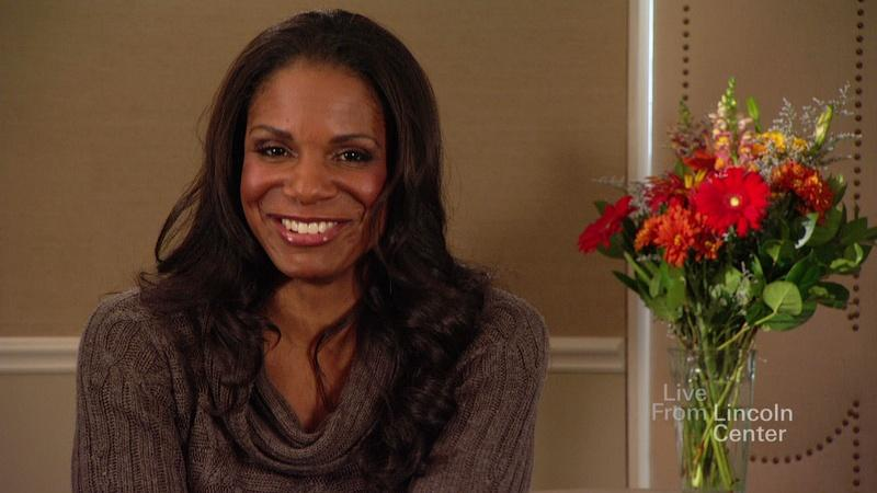Audra McDonald Rapid-Fire Interview