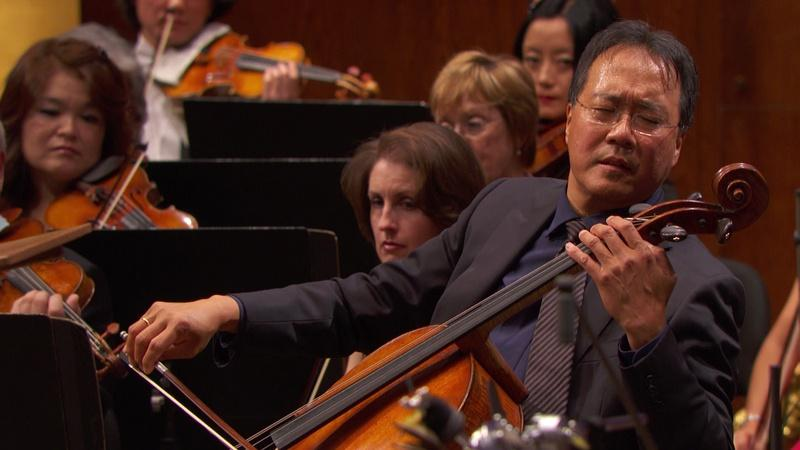 New York Philharmonic Gala with Yo-Yo Ma