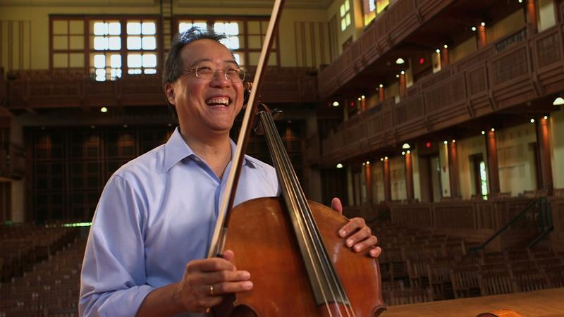 Storytelling in Strings: Yo-Yo Ma