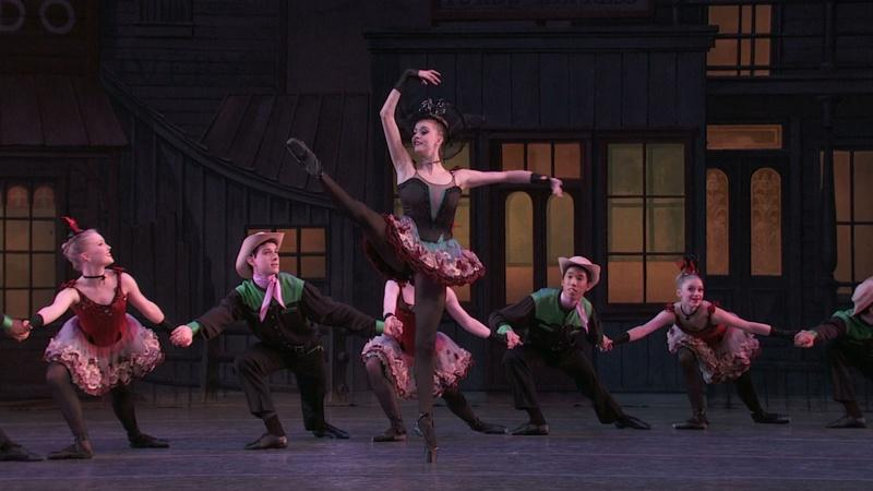 Curtain Up: The School of American Ballet Workshop - Preview