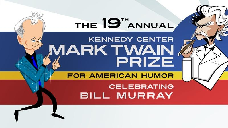 Bill Murray: The 2016 Mark Twain Prize