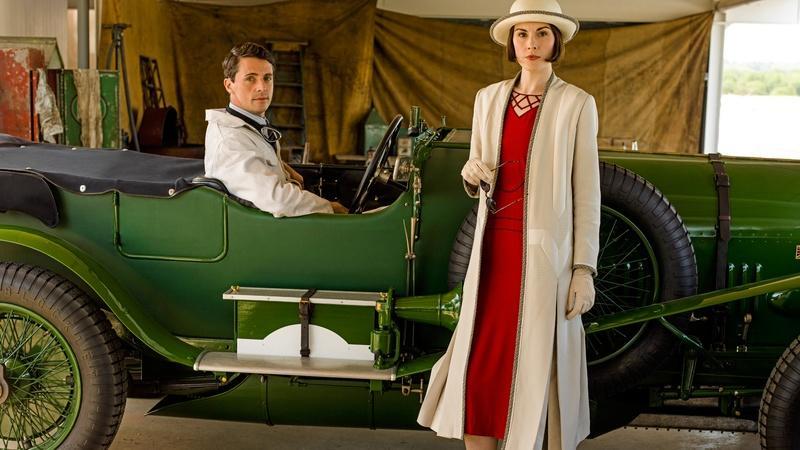Downton Abbey, Final Season on Masterpiece – Episode 7
