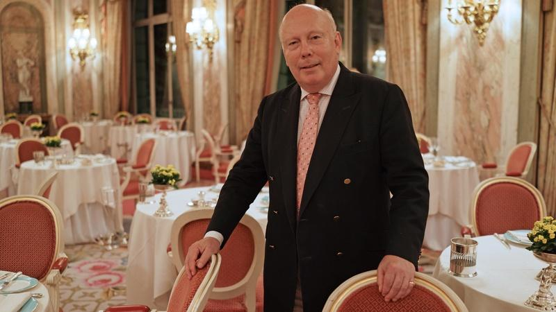 Read Julian Fellowes' Letter to American Fans