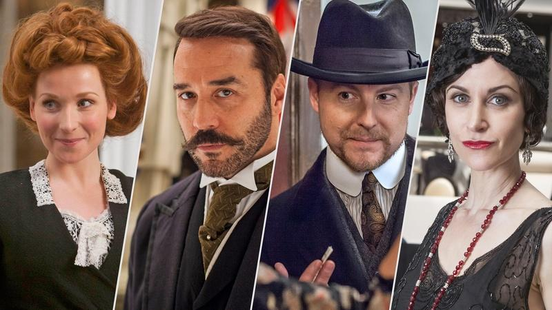 Follow the Mr. Selfridge Style Evolution