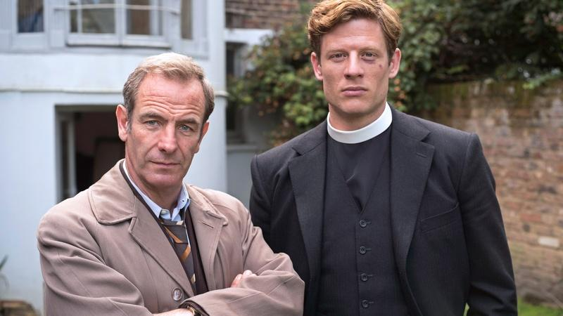 Grantchester, Season 2 on MASTERPIECE – Season Finale