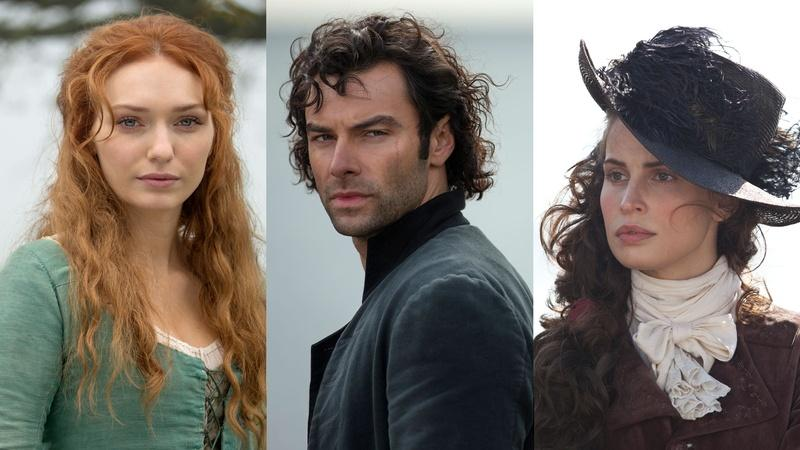 Which Poldark Character Are You?