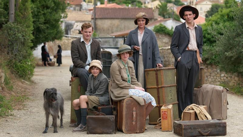 NOW STREAMING: The Durrells in Corfu -Episode 1