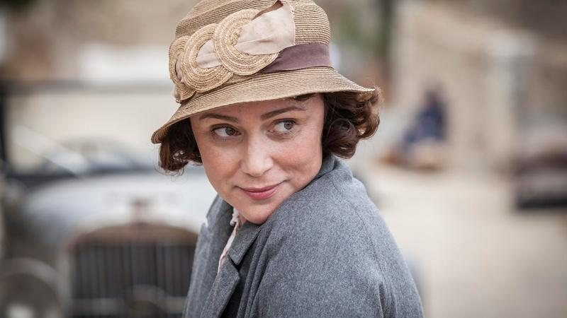 Read an Interview with The Durrells in Corfu's Leading Lady