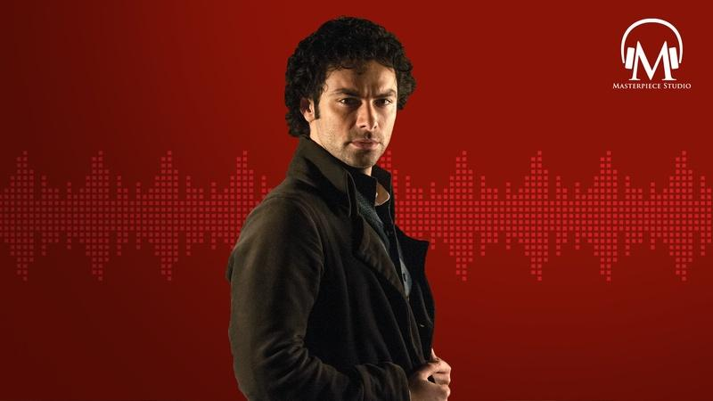 Aidan Turner Explores Ross's Flaws on MASTERPIECE's Podcast