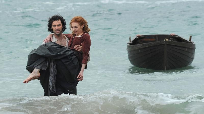 9 Times Your Relationship was Ross & Demelza