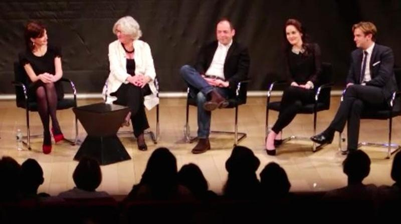 A Q&A with the Cast