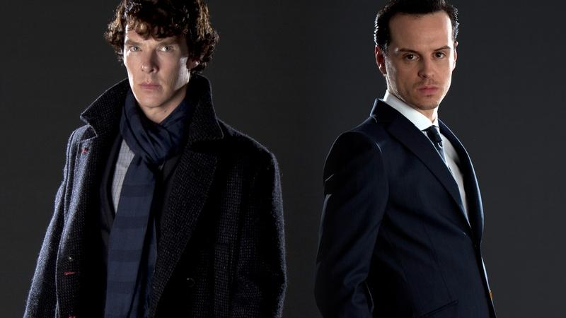 Discuss The Climactic Conclusion of Sherlock