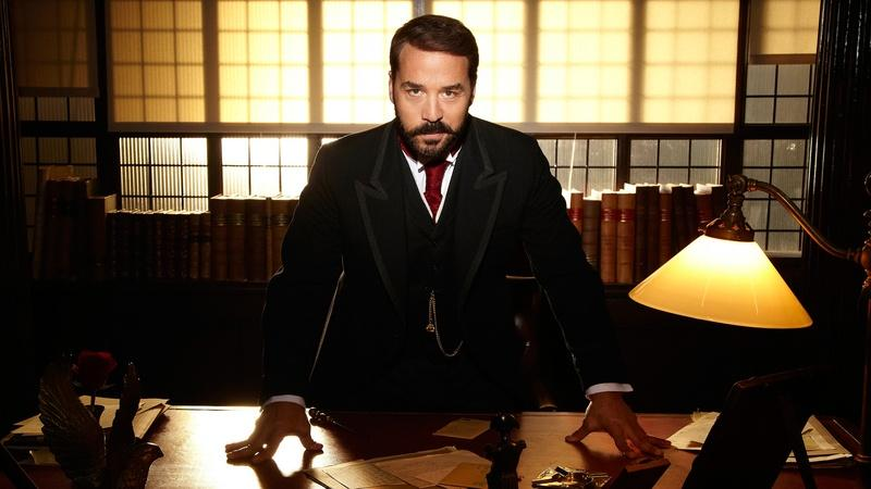 Jeremy Piven on Starring in Mr. Selfridge
