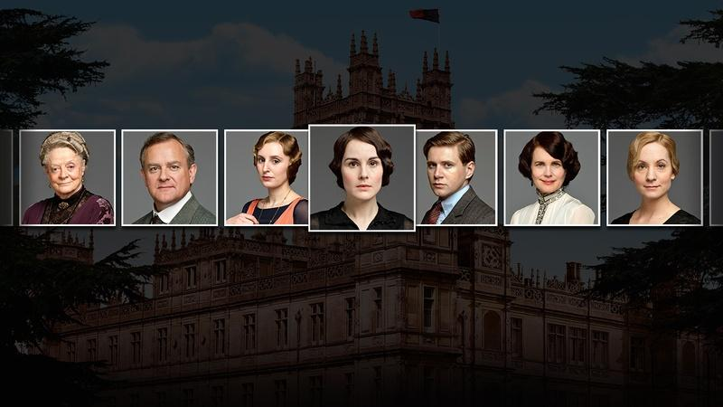 Meet the Characters and Actors of Downton Abbey, Season 4