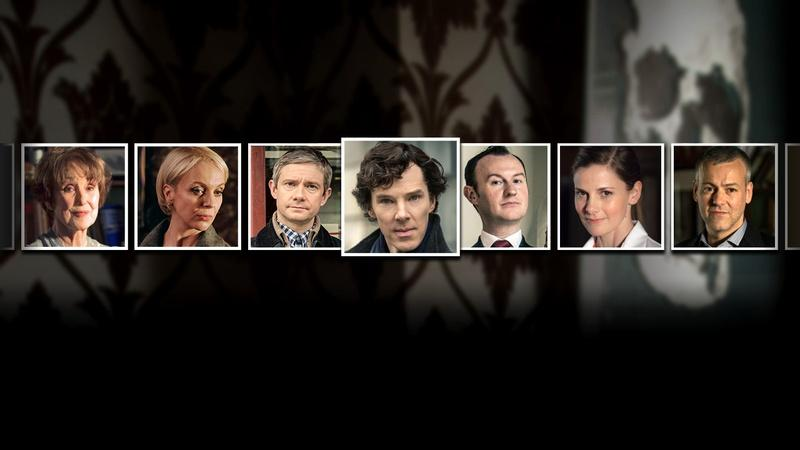 Investigate the Characters and Actors of Sherlock, Season 3
