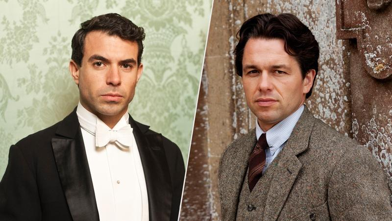 Downton Abbey, Season 4: Stars Choose Gillingham or Blake