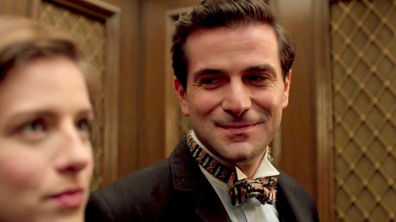 Mr. Selfridge, Season 2: Thackeray, Henri and Miss Mardle