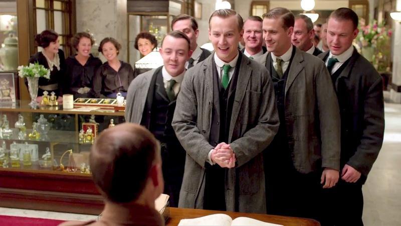 Mr. Selfridge, Season 2: The Cast and Creators on The War