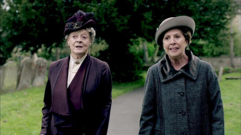 First Look: Downton Abbey