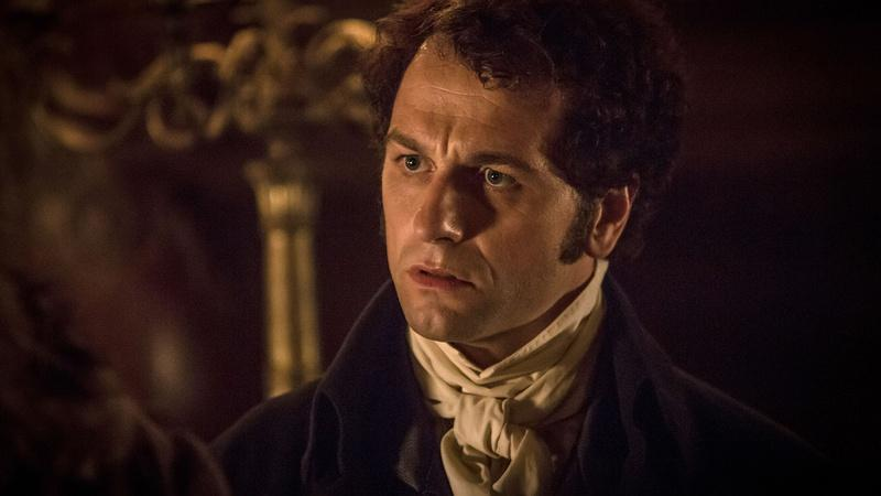 Death Comes to Pemberley: Part One