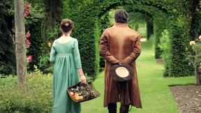 Image of Death Comes to Pemberley: The Cast on Lizzy and Darcy