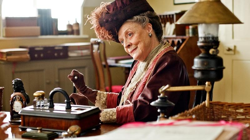 Take a Maggie Smith Trivia Quiz