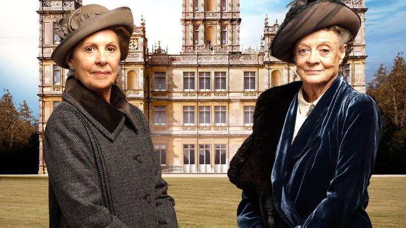 Violet & Isobel - Queen of the Quip?