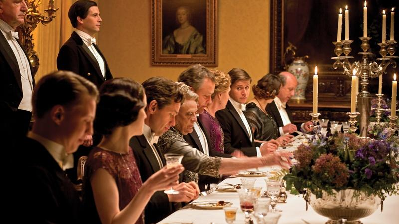 Downton Abbey 5: How to Entertain Like the Granthams