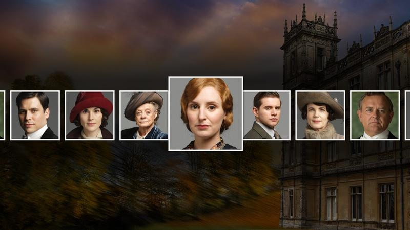 Find Out About the Characters & Actors of Downton Abbey 5
