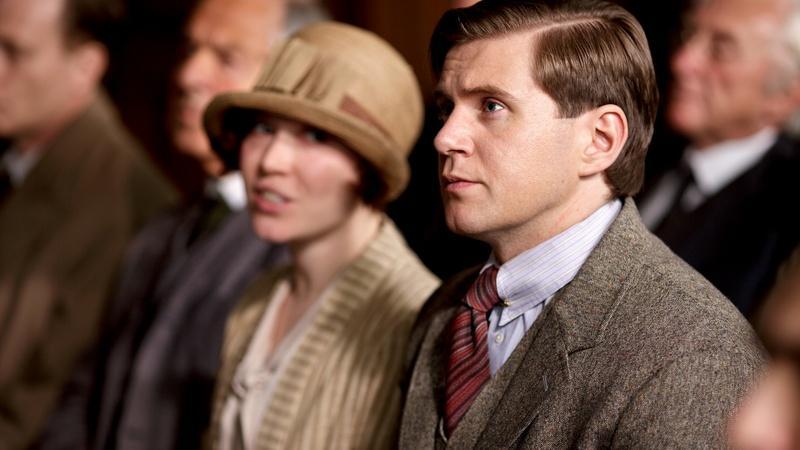 Downton Abbey 5: Branson & Bunting - Love Match or Mismatch?