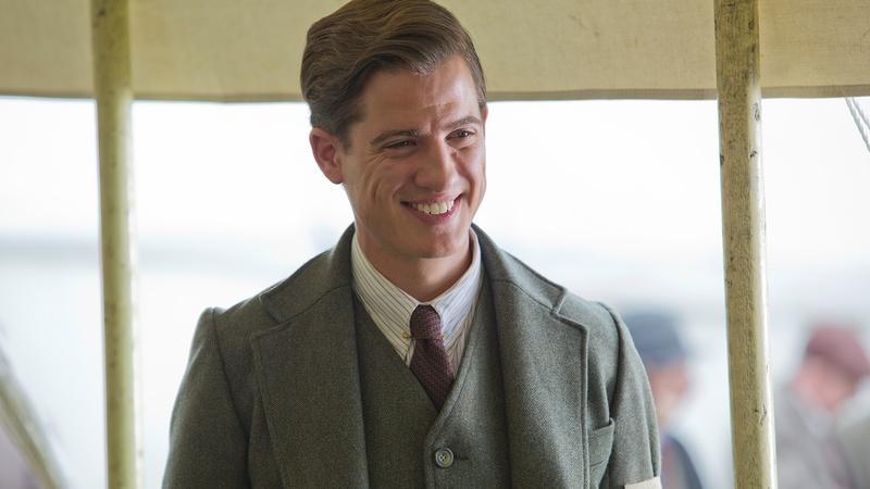 A Q&A; with Downton Abbey's Amorous Atticus Aldridge