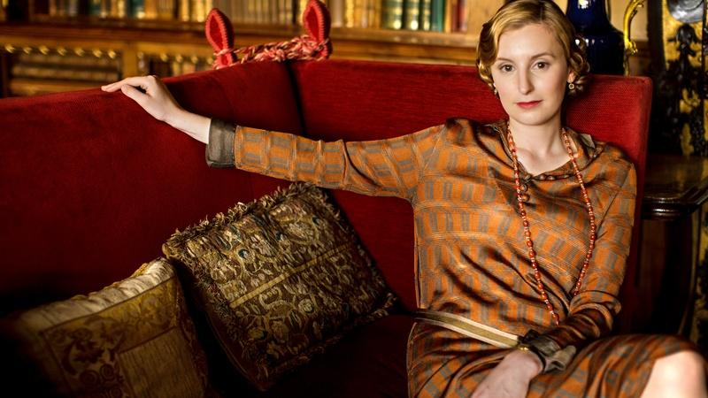 Go Behind the Designs: The Fashions of Downton Abbey