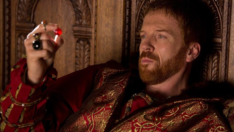 Wolf Hall: Playing Henry