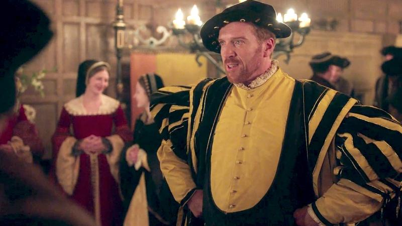 Wolf Hall: Costuming