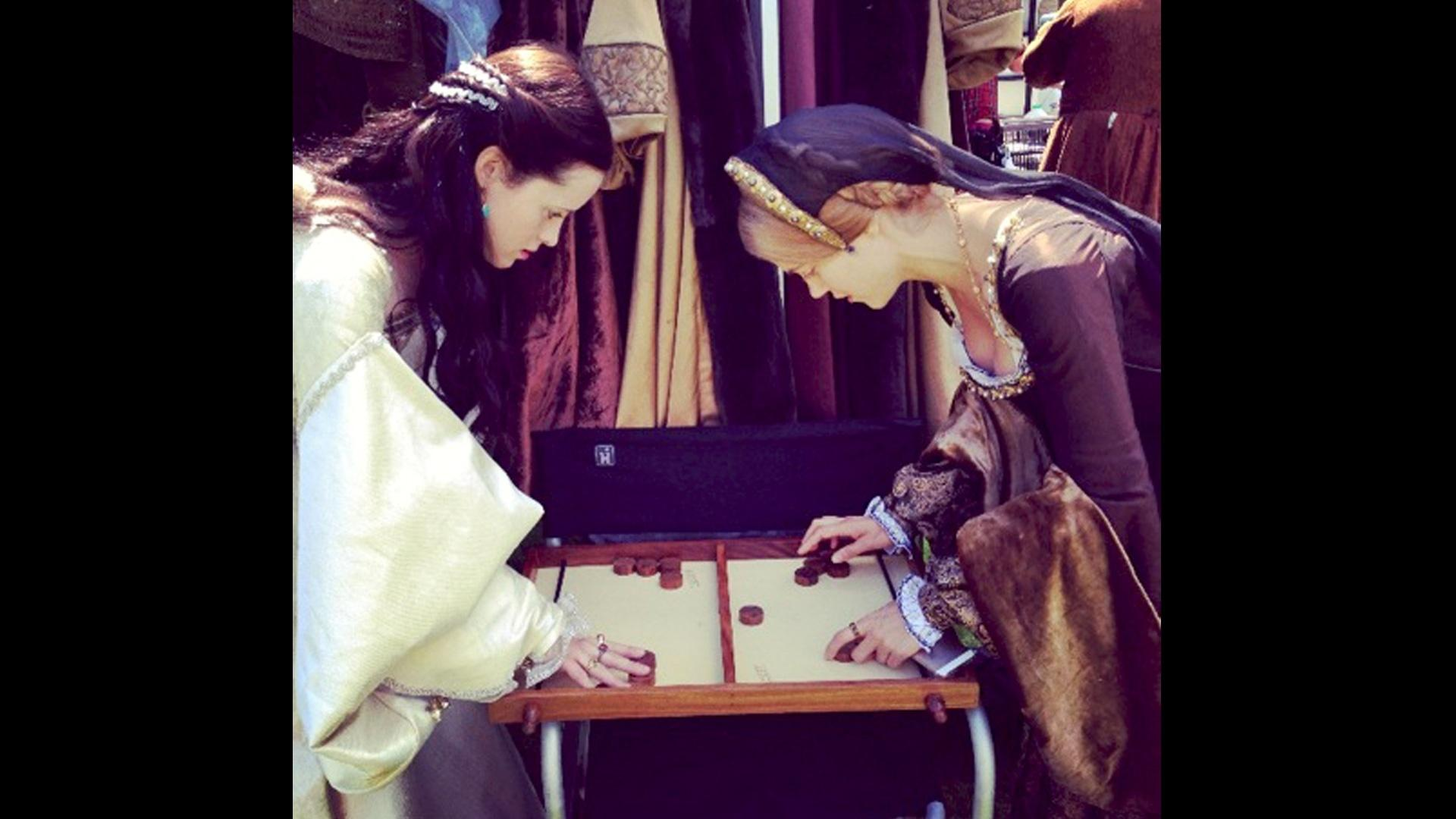 Get On Set, Insider Details About Wolf Hall
