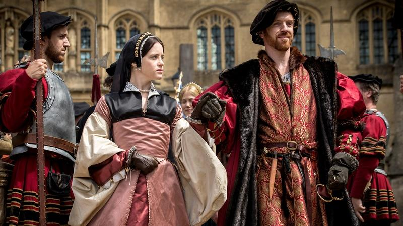 Wolf Hall: 8 Nominations